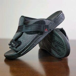 Air Jordan Crater Men's Black Slides Sandals New